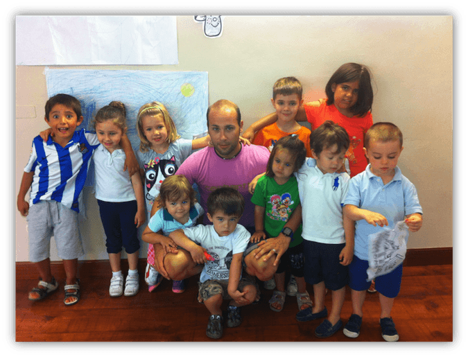 Centro Guna Colonias Niños Semana Santa 2015 Ocio Entretenimiento Actividades Niños 3