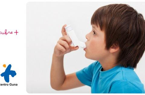 Dia mundial del asma Centro Guna Donostia