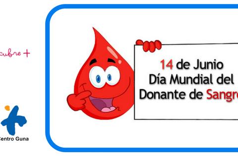 Dia mundial del donante de sangre centro guna donostia